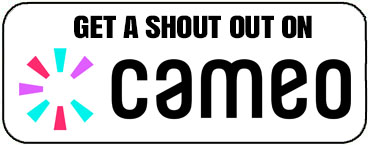 Get A Shout Out On Cameo